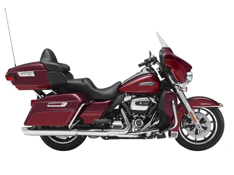 Harley Davidson Electra Glide - GS Africa Motorcycle Rentals and Tours