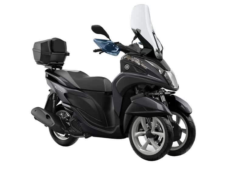 Yamaha Tricity Scooter - GS Africa Motorcycle Rentals and Tours