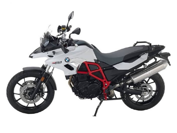 BMW F 700 GS - GS Africa Motorcycle Rentals and Tours