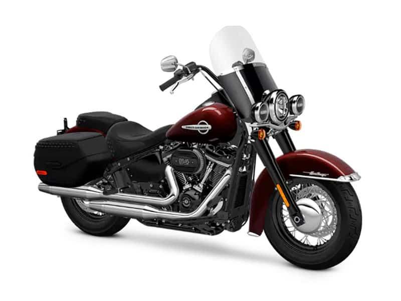 Harley Davidson Softail Heritage 1