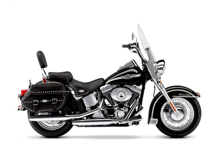 Harley - Davidson Softail Heritage - GS Africa Motorcycle Rentals and Tours