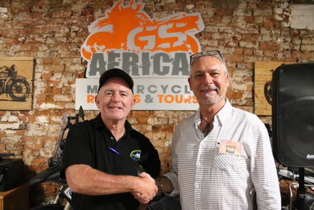 GS Africa Motorcycle Sales Launch