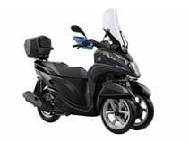 Rent A Yamaha Scooter in Cape Town