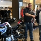 Paul from GS Africa takes delivery of the new BMW850GS-08
