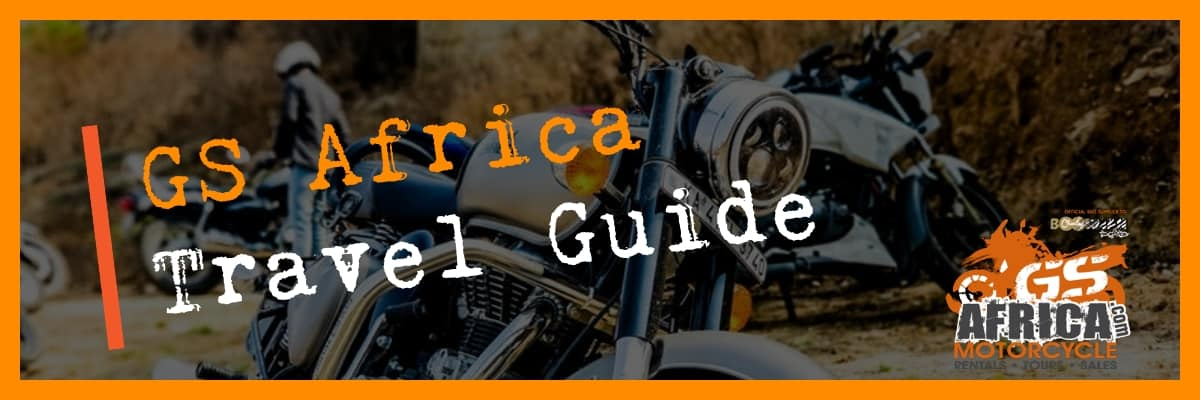 GS Africa Travel Guide 1