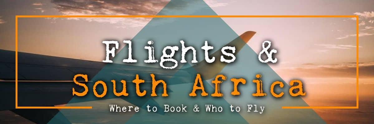 GSA Flights to South Africa 1